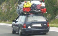 Cada kilogramo cuenta, elimina carga del vehículo
