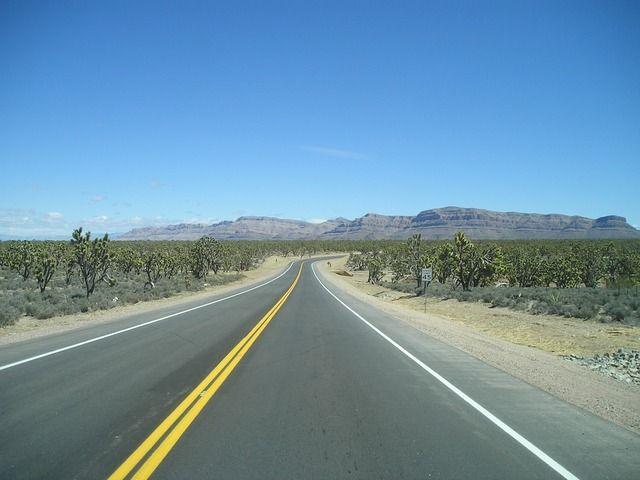 ¿Qué significan las líneas amarillas en la carretera?