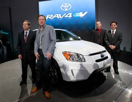 Toyota apuesta por la pila de combustible