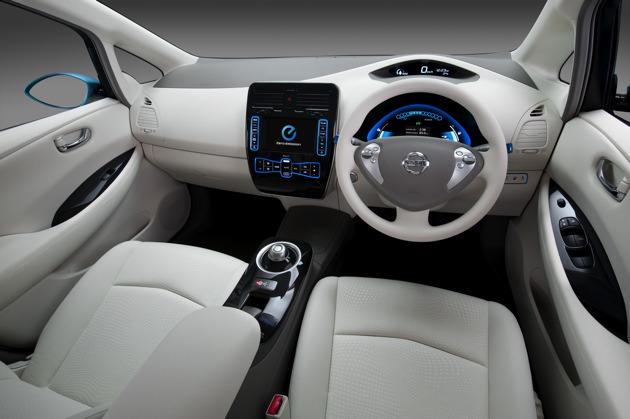 Nissan Leaf  es más ecológico que el Chevrolet Volt