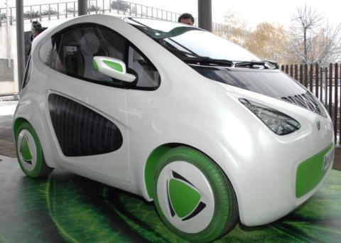 ¿Cuáles son los modelos de vehículos eléctricos de Fiat?