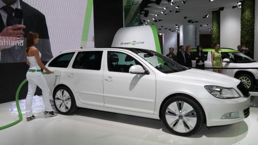 Nuevo vehículo ecológico