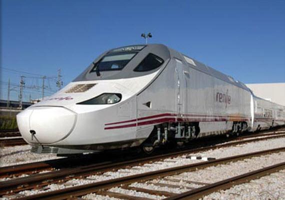 Los trenes híbridos ya son una realidad en Galicia