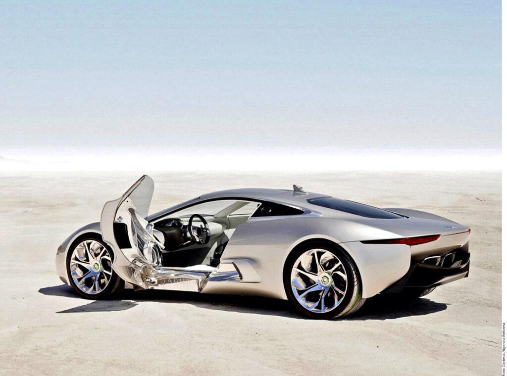 Los vehículos eléctricos de Jaguar