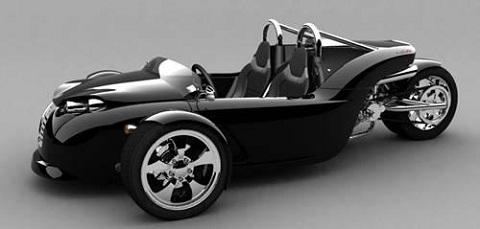 Los mejores vehículos de tres ruedas