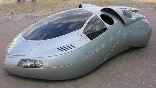 Los vehículos voladores de mejor fama en el Salón del Automóvil