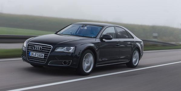 Audi y sus vehículos con tecnología iHEV