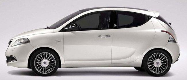 Los vehículos eléctricos de Lancia