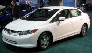 Nuevo Honda Civic Hybrid para una conducción más eficiente