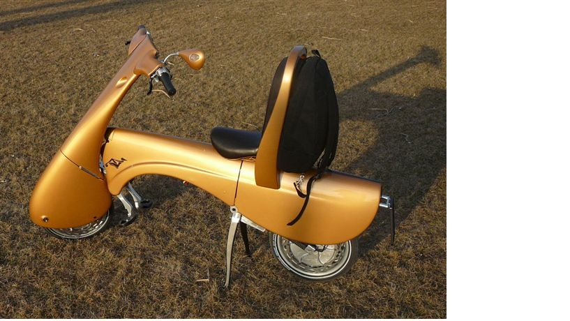 Moveo, la nueva scotter eléctrica plegable ¡innovación y comodidad!