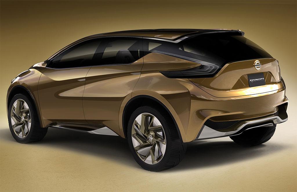"""Conoce el nuevo modelo """"Resonance"""" de Nissan"""