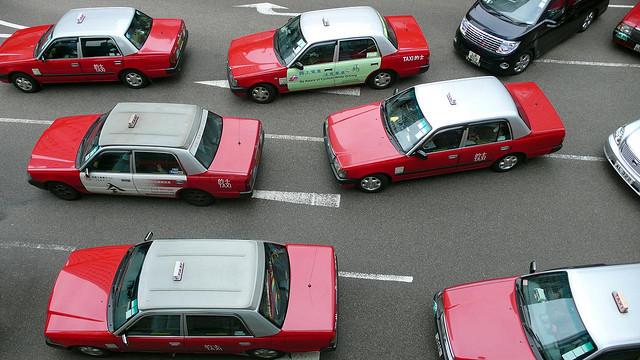 Taxis ecológicos