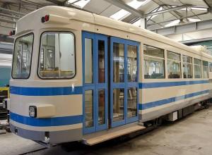 Tranvía nitrógeno