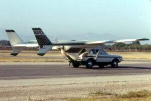 Automóvil volador más cerca que nunca