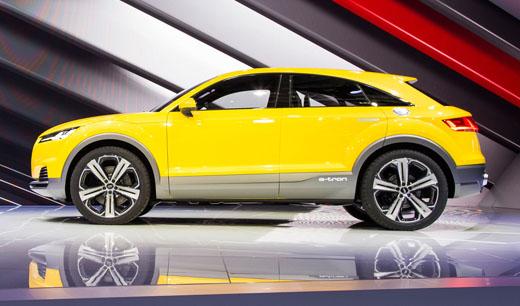 Audi presenta nuevo híbrido enchufable