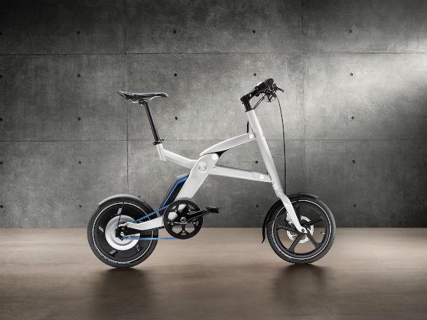 Nueva bicicleta de BMW