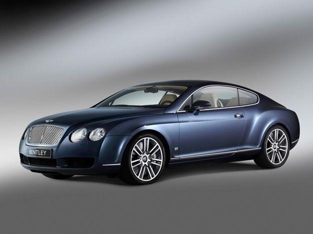 Bentley híbrido