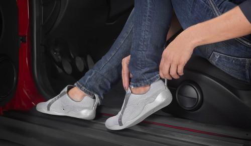 El calzado ideal para la conducción eficiente
