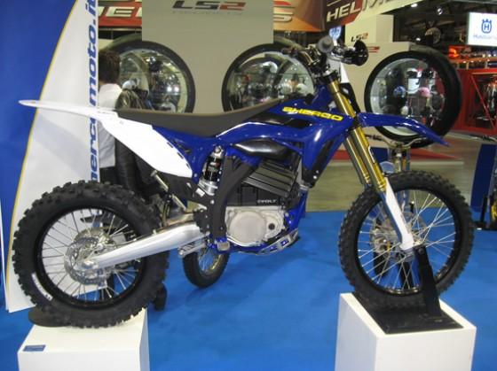 Motocicletas electricas Enduro