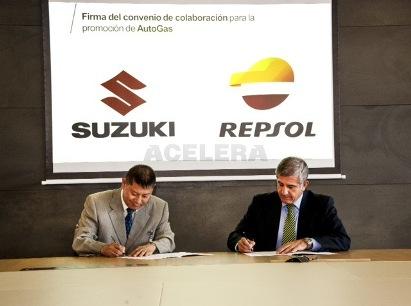 El AutoGas se afianza de la mano de Repsol y Suzuki