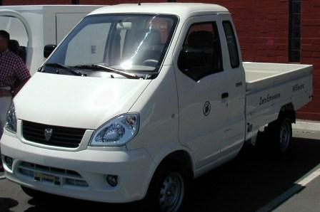 Miles Electric Vehicles Zx40