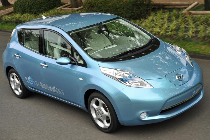 Conoce los vehículos híbridos de Nissan
