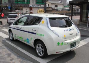 Barcelona contará con un servicio de taxi eléctrico