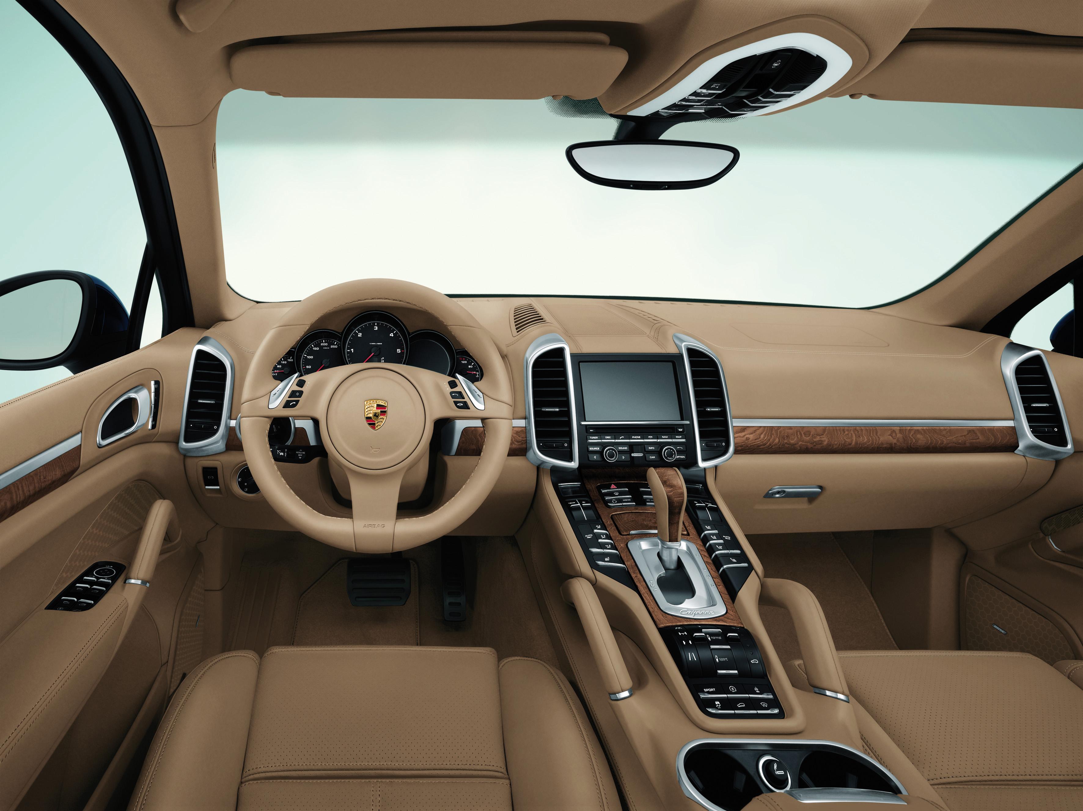 Nuevo Porsche: ecológicamente deportivo