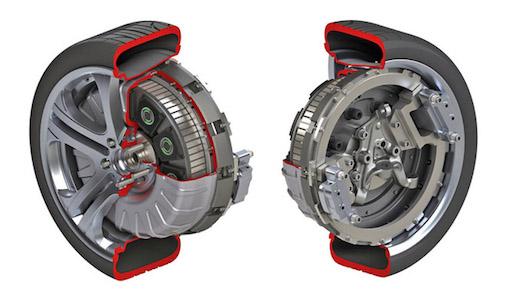 Empresas españolas trabajan para incorporar motores eléctricos en las ruedas de los automóviles