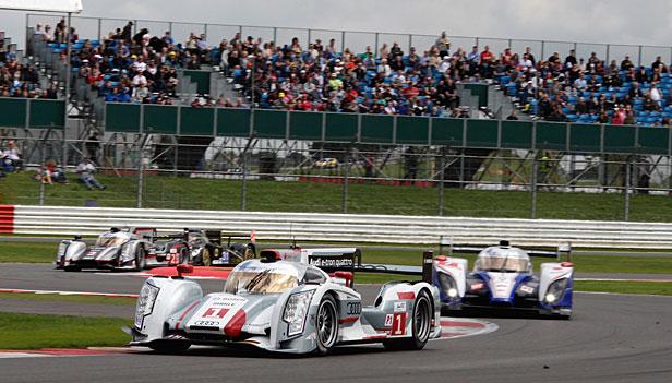 Los vehículos de carreras híbridos