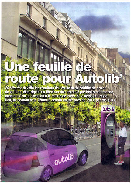 autolib auto eléctrico masivo