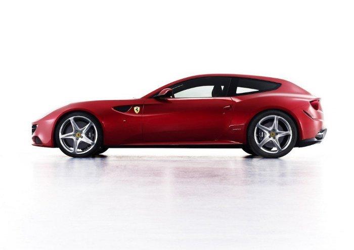 Ferrari bioetanol