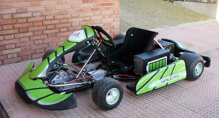 Los nuevos Kart eléctricos